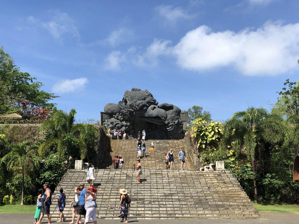 GWK Cultural Parkのガルーダ