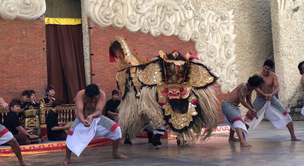 GWK Cultural Parkのバロン
