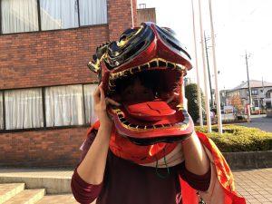 獅子舞(ししまい)応援団 はらちゃんの写真