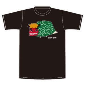 KANA-BOONの獅子舞Tシャツ